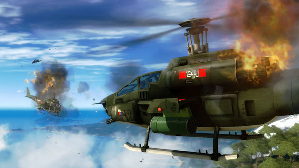Just Cause 2 Steam (RU+UA+CIS)