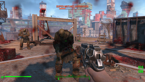 Fallout 4 (Steam RU+UA+CIS)