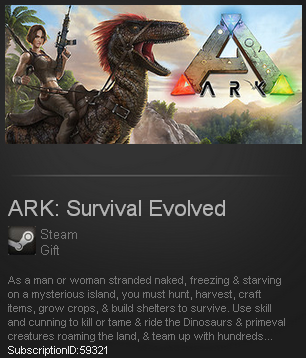 ARK: Survival Evolved ( Steam Gift/RU+CIS)