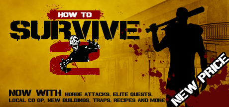 Игра How to Survive 2 on Steam + 3 DLC (RU+UA+СНГ)
