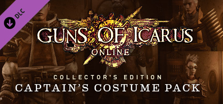 Guns of Icarus Online Collectors Edition RU/CIS region