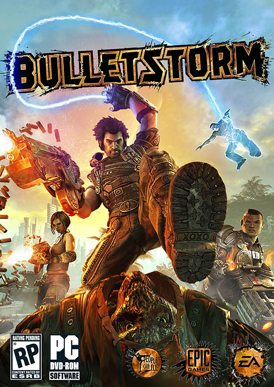 Bulletstorm Steam (RU)