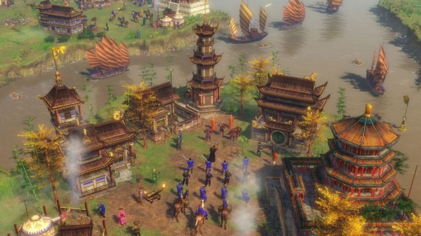 Age of Empires® III: Complete Collection RU/CIS region