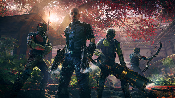 Игра Shadow Warrior 2 on Steam (RU+UA+СНГ)