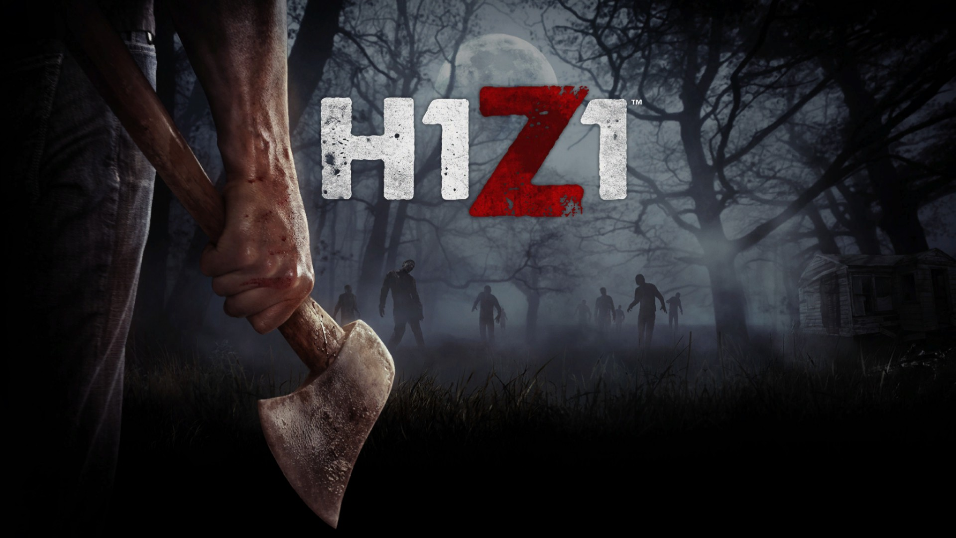 H1Z1 Just Survive + King Of The Kill  (RU+UA+CIS)