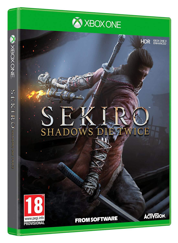 Sekiro Account: Shadows Die Twice on Xbox One⭐ 2019