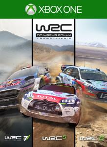 WRC Collection FIA Championship XBOX ONE💪🥇💥✔️