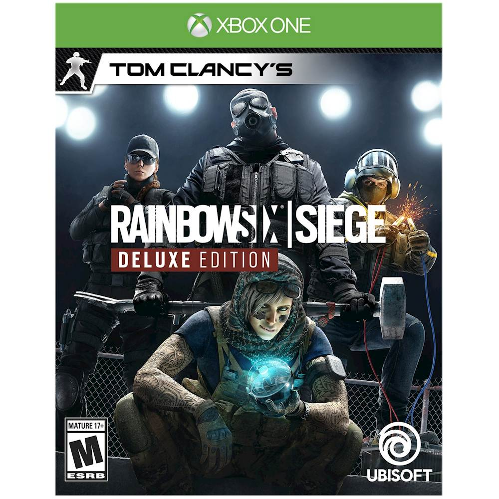 Tom Clancy´s Rainbow Six Siege Deluxe Edition XBOX ONE✔
