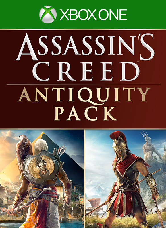 Assassin´s Creed® Odyssey+Origins XBOX ONE⭐💥🥇✔️