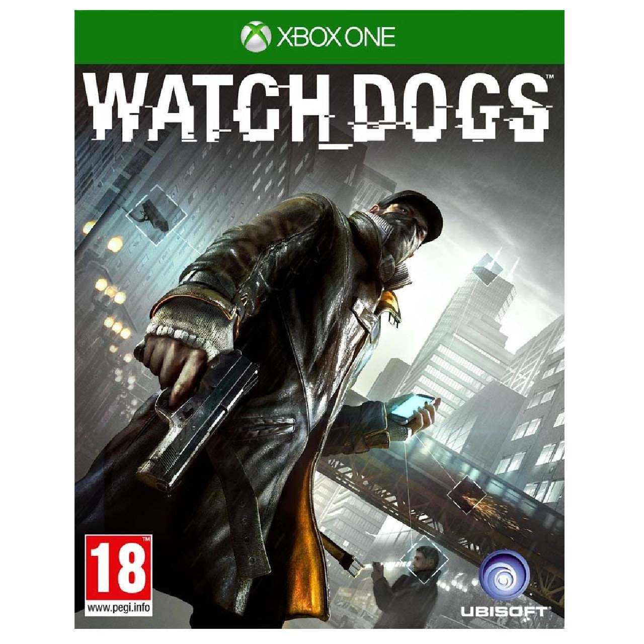 Watch dogs XBOX ONE 🥇💥✔️💪