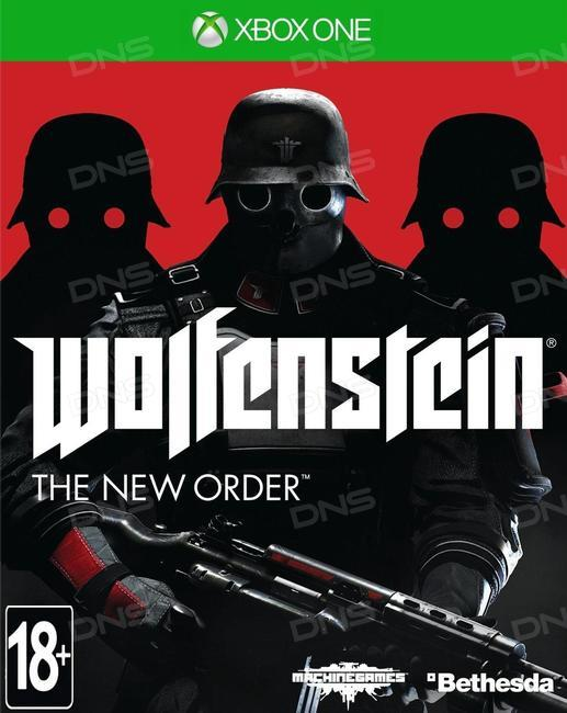 WOLFENSTEIN: THE NEW ORDER XBOX ONE(П1)