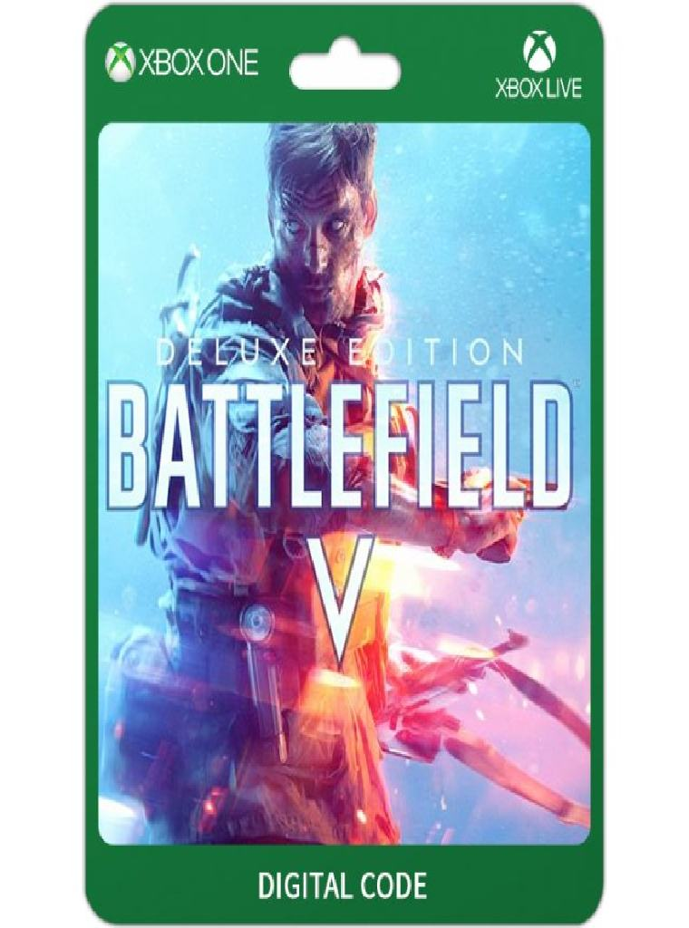 Battlefield V Deluxe Far cry 5 UFC 2 Witcher 3 Xbox One