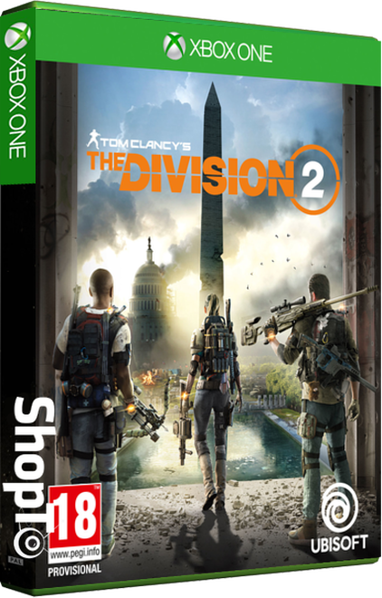 Tom Clancy's The Division 2 Xbox One key ⭐💥🥇✔️