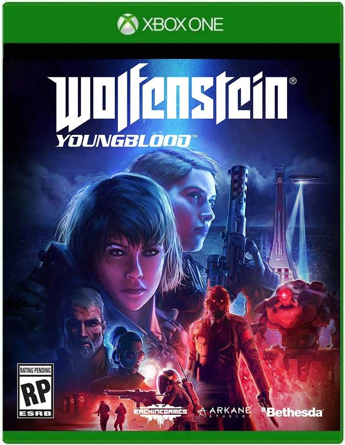 Wolfenstein: Youngblood Xbox One 🥇💥✔️💪