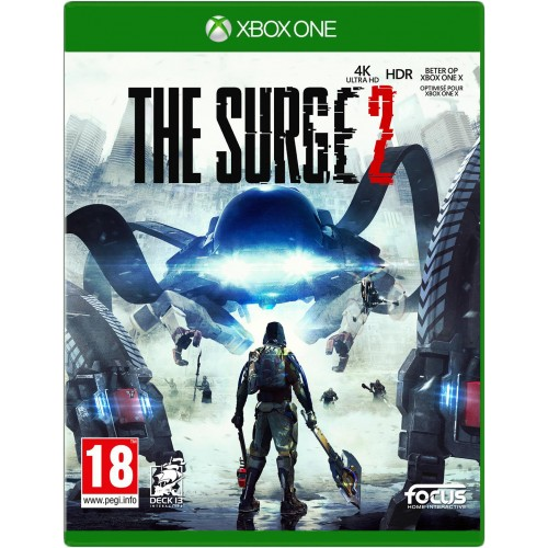 The Surge 2 (Pre-Order) Xbox One 🥇 💪💥✔️
