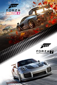 Forza Horizon 4 Ultimate+UFC 3+Forza  7 XBOX ONE