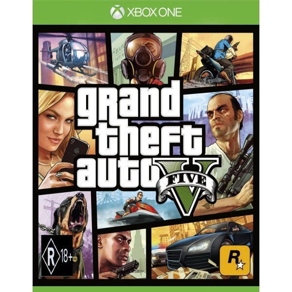 PUBG+GTA V+The Sims 4+Mortal Kombat XL+10 игр  Xbox One