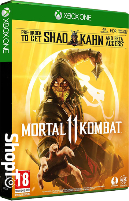 Mortal Kombat 11  XBOX ONE SERIES X|S key 🔥 🔑✅👍