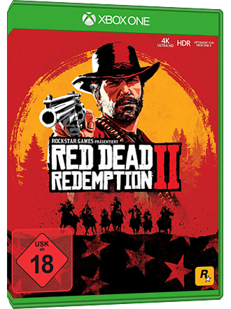 Red Dead Redemption 2 XBOX ONE key