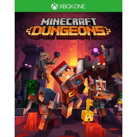 Minecraft Dungeons XBOX ONE key 🔑🥇✔️💪💥