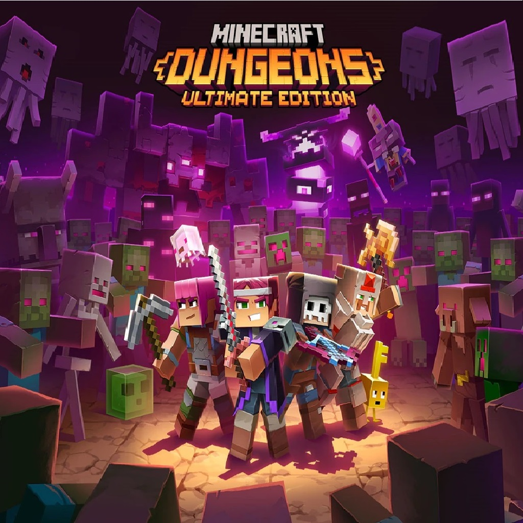 Minecraft Dungeons Ultimate Edition XBOX ONE ключ 🔑🥇