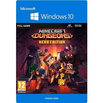 Minecraft Dungeons Hero Edition Windows 10 key 🔑🥇✔
