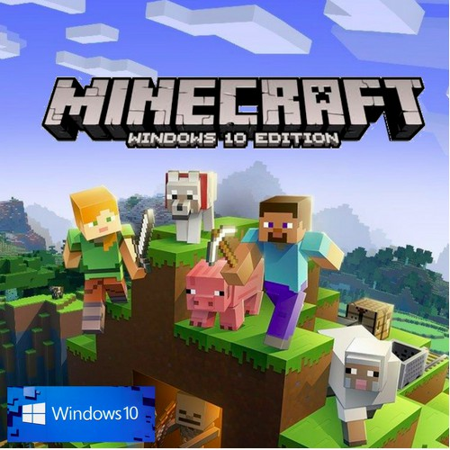 Minecraft Windows 10 key 🔑🥇✔️💪💥