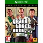 Grand Theft Auto V:Premium Online XBOX ONE, GTA V
