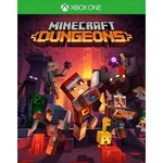 Minecraft Dungeons XBOX ONE ключ