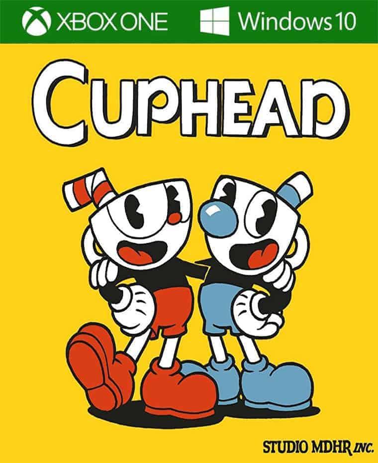Cuphead Xbox One/win10 цифровой ключ🔑
