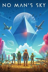 No Man's Sky Xbox One/WIN10 ключ🔑