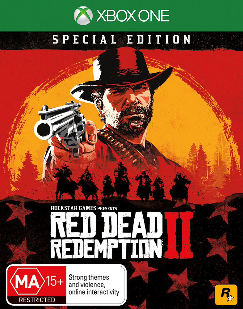 Red Dead Redemption 2 Special Edition Xbox One code🔑