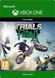Trials Rising  Xbox One code🔑