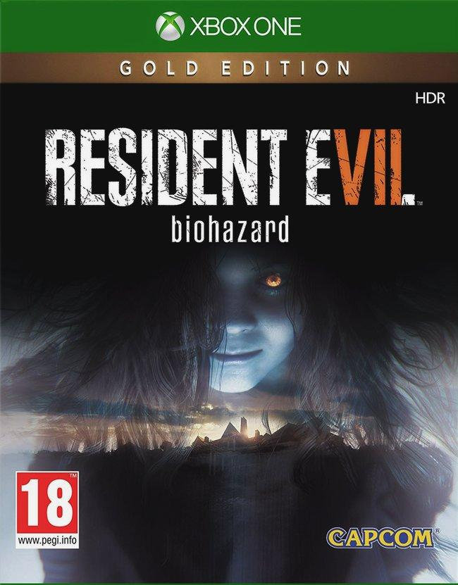 Resident Evil 7 Gold Xbox One/win10 digital code🔑