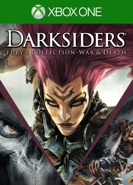 Darksiders Fury´s Collectionl code XBOX ONE🔑
