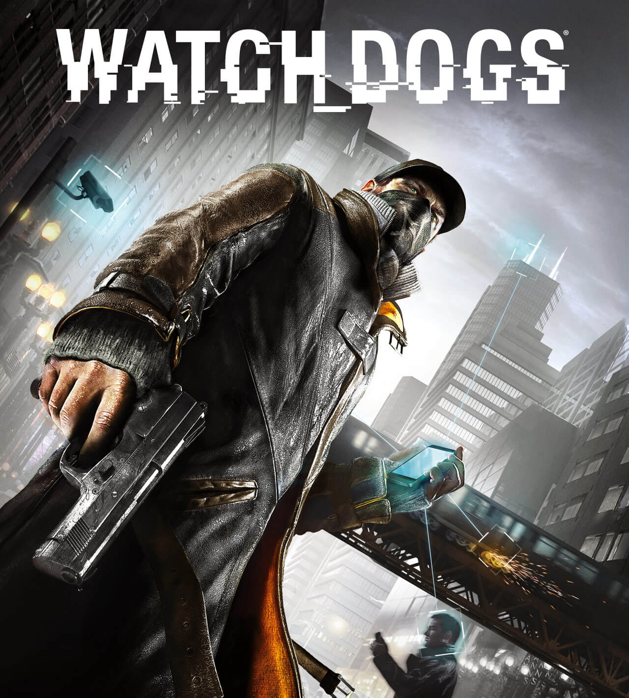 WATCH DOGS COMPLETE EDITION Xbox One code🔑