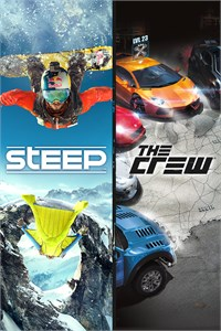 Steep and The Crew Xbox One code🔑