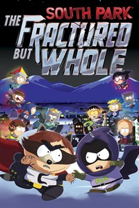 South Park™: The Fractured but Whole™  XBOX ONE code🔑