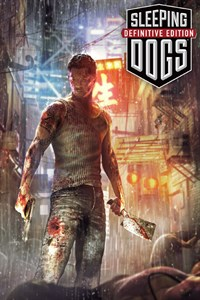 Sleeping Dogs™ Definitive Edition Xbox One code🔑