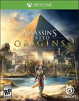 Assassin´s Creed Origins code XBOX ONE🔑
