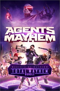 Agents of Mayhem - Total Mayhem Bundle Xbox  One сode🔑