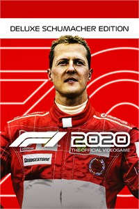F1® 2020 Deluxe Schumacher Edition Xbox One сode🔑