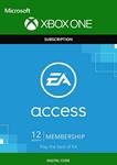 EA Access 12 месяцев ( Все Регионы) Xbox One код