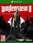 Wolfenstein® II: The New Colossus™ Xbox One ключ