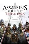 Assassin's Creed: B Flag, Unity, Syndicate ключ XBOX1