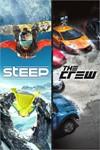 Steep and The Crew  XBOX ONE & Series X|S  ключ