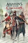 Assassin's Creed Chronicles Трилогия ключ XBOX ONE