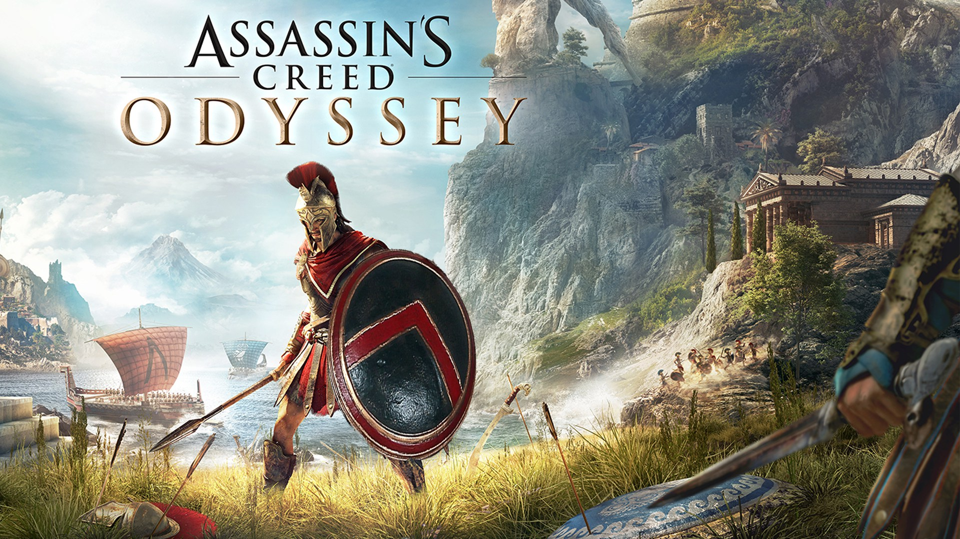 ★☑️ Assassin´s Creed Odyssey ✔️ Warranty