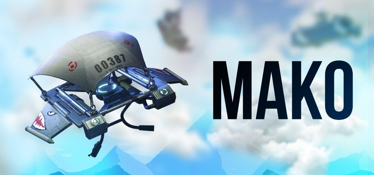 Аккаунт с Mako