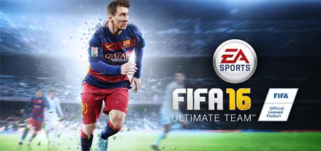 Аккаунт FIFA 16